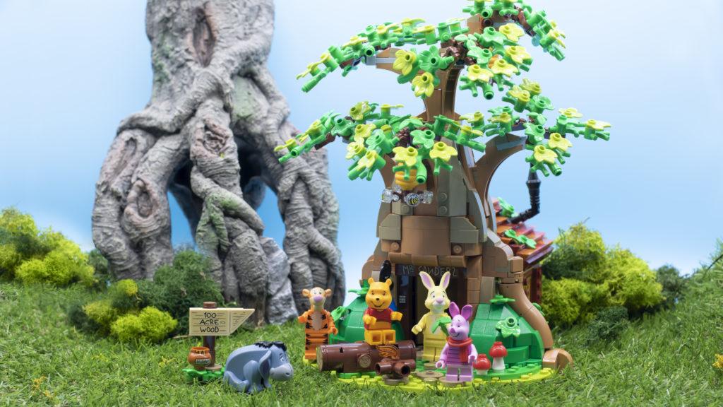 LEGO ideas 21326 Winnie The Pooh 53