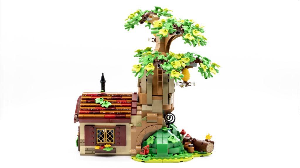 LEGO ideas 21326 Winnie The Pooh 6