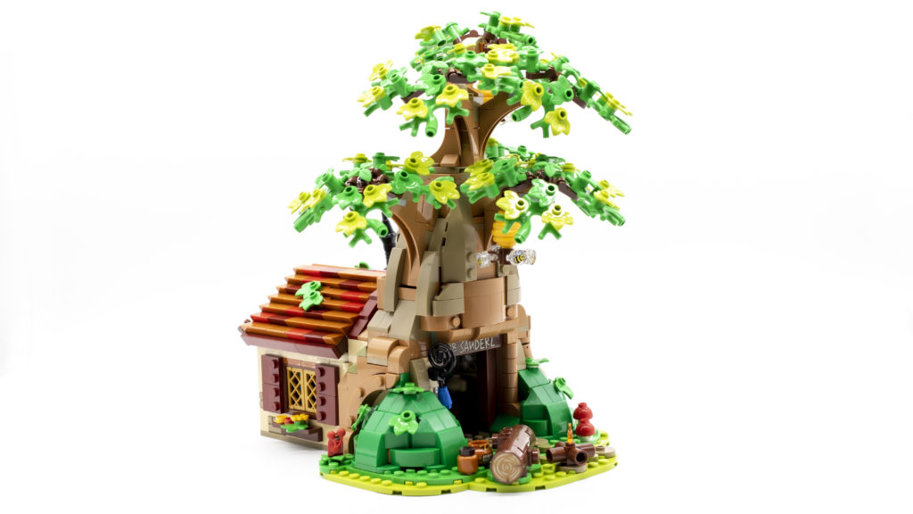 LEGO ideas 21326 Winnie The Pooh 7
