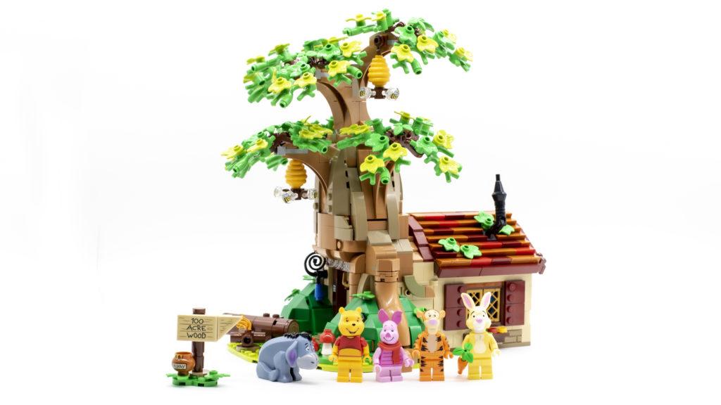 LEGO ideas 21326 Winnie The Pooh 9 1