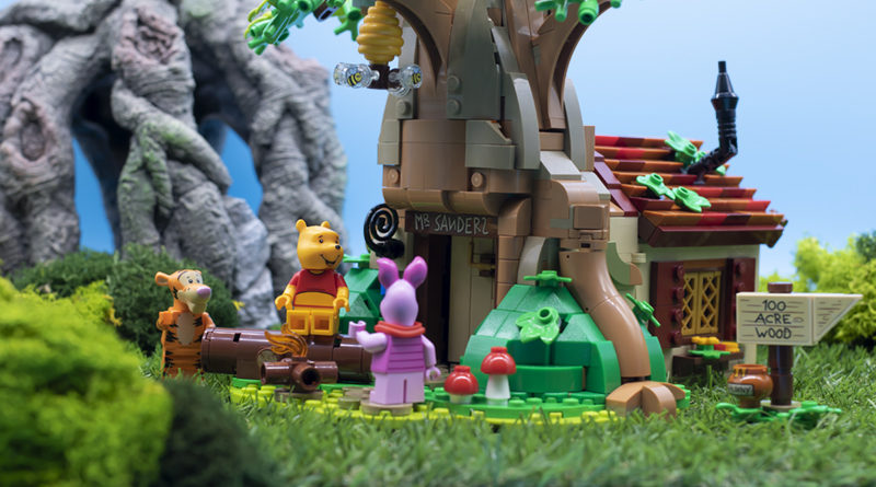 LEGO ideas 21326 Winnie The Pooh FEATURED 2 RESIZE