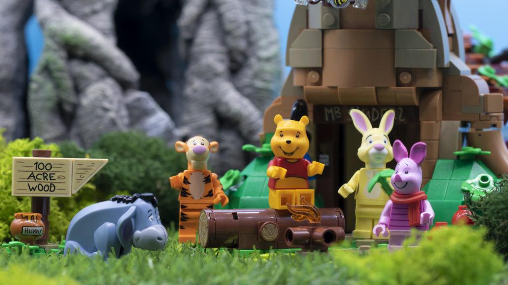 LEGO ideas 21326 Winnie The Pooh FEATURED