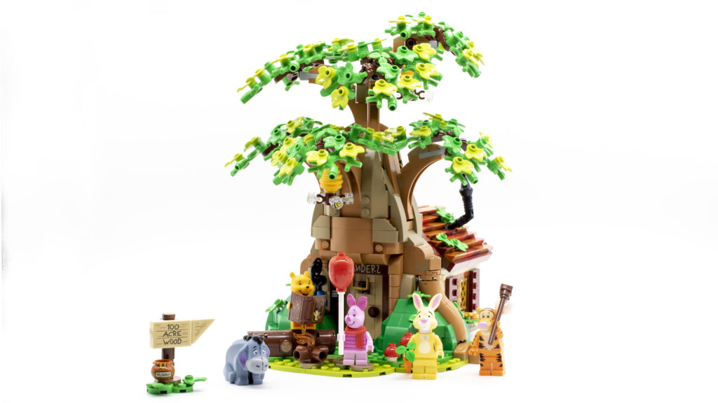LEGO ideas 21326 Winnie The Pooh MAIN