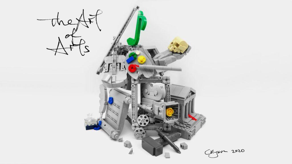 LEGO Ideas Art Of Art
