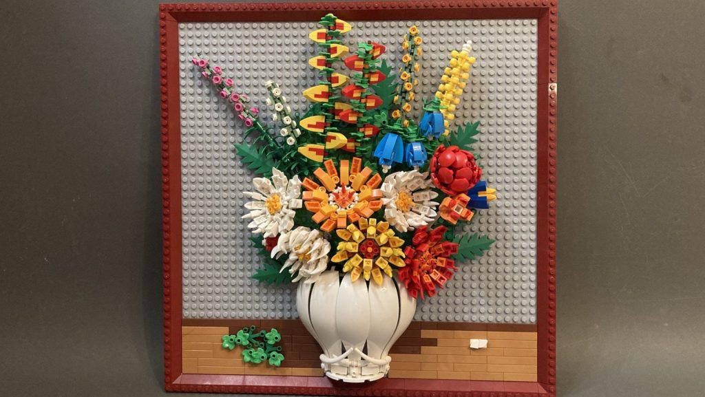 LEGO Ideas FLowers