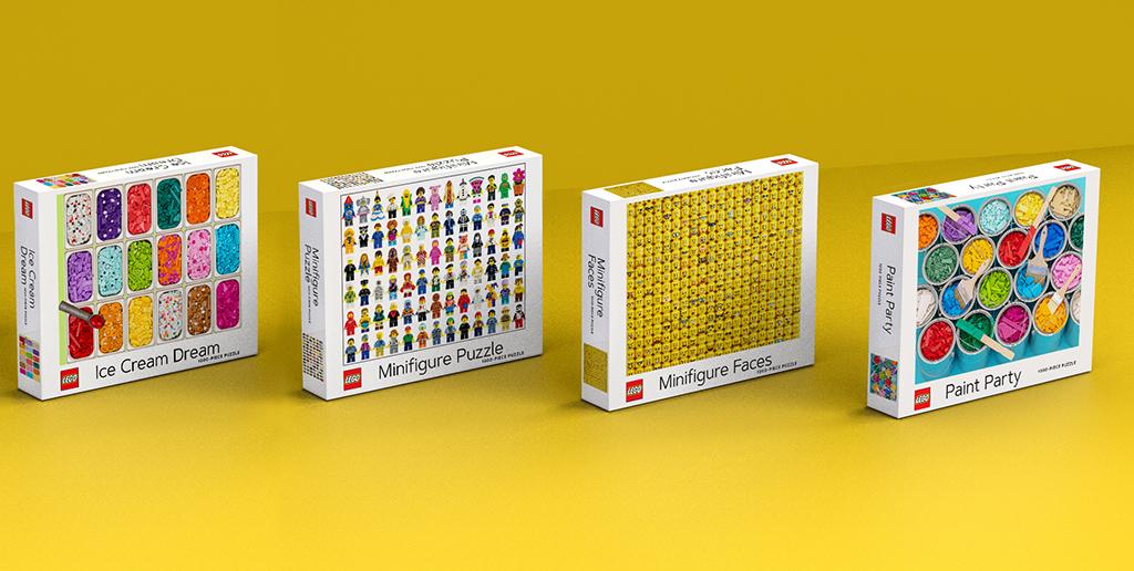 LEGO Jigsaws
