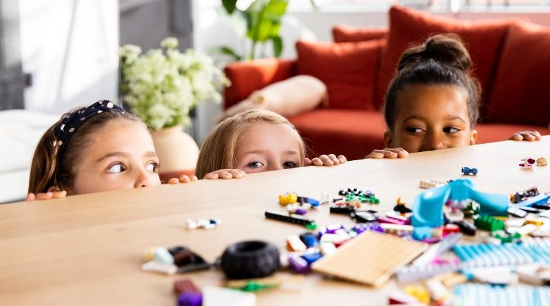 LEGO kids featured