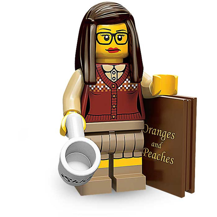 LEGO Librarian Series 10 Collectible Minifigures