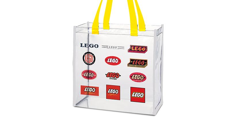 LEGO Logo Bag Featured