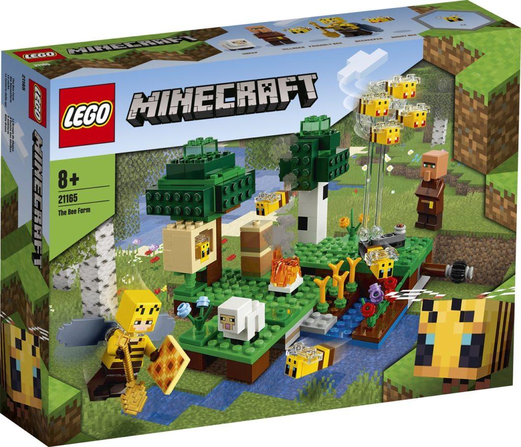 LEGO MInecraft 21165 The Bee Farm 1