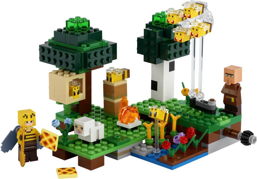 LEGO MInecraft 21165 The Bee Farm 2