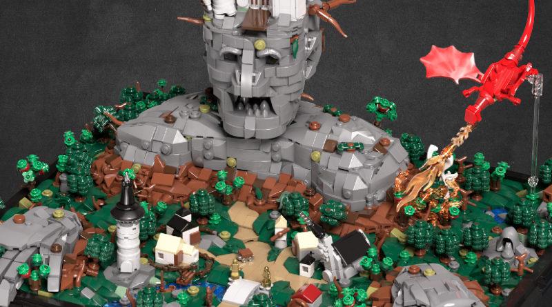 LEGO microscale display သည် micro featured မဟုတ်ပါ