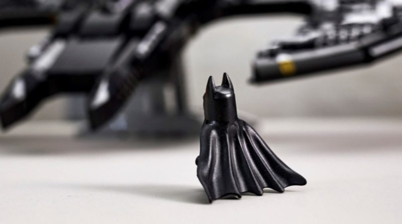 LEGO အသေးစားရုပ်ပုံ Batman ၇၆၁၆၁ ၁၉၈၉ Batwing