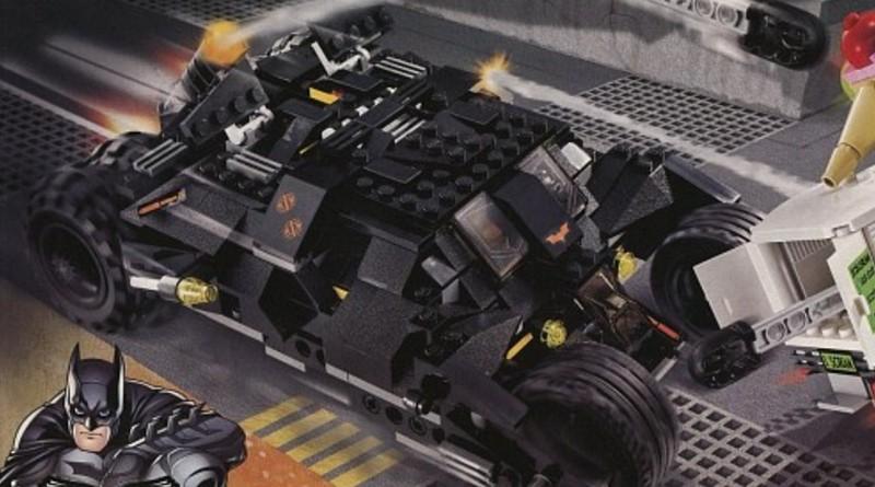 LEGO Minifigure Scale Tumbler Rumoured Batman Featured
