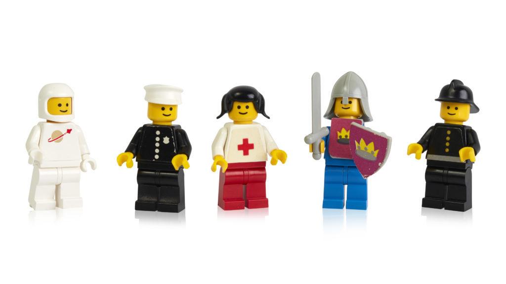 LEGO Minifigures 1978 Edited