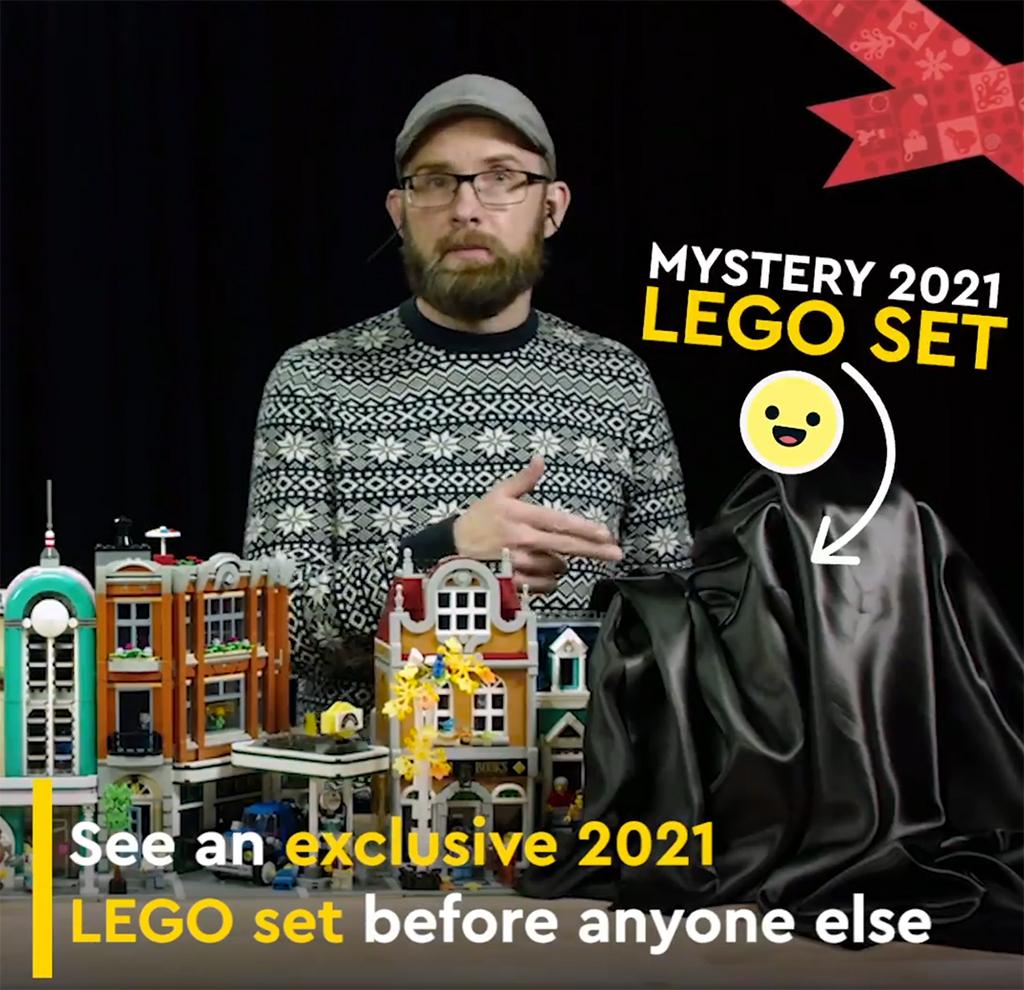 LEGO Modular Building 2021