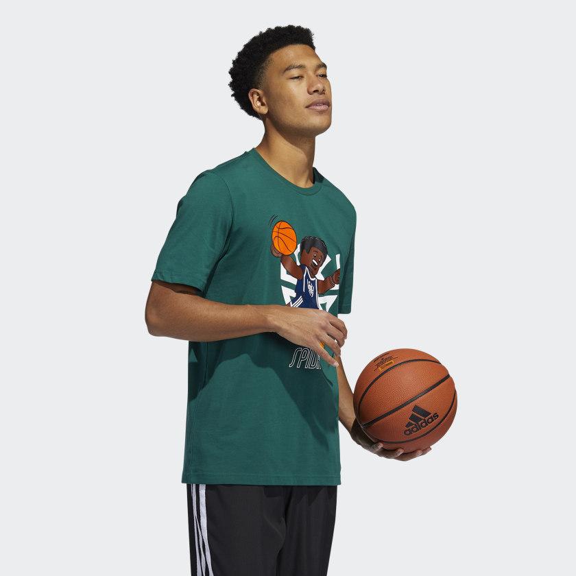 LEGO nba Adidas Donovan Mitchell shirt 3