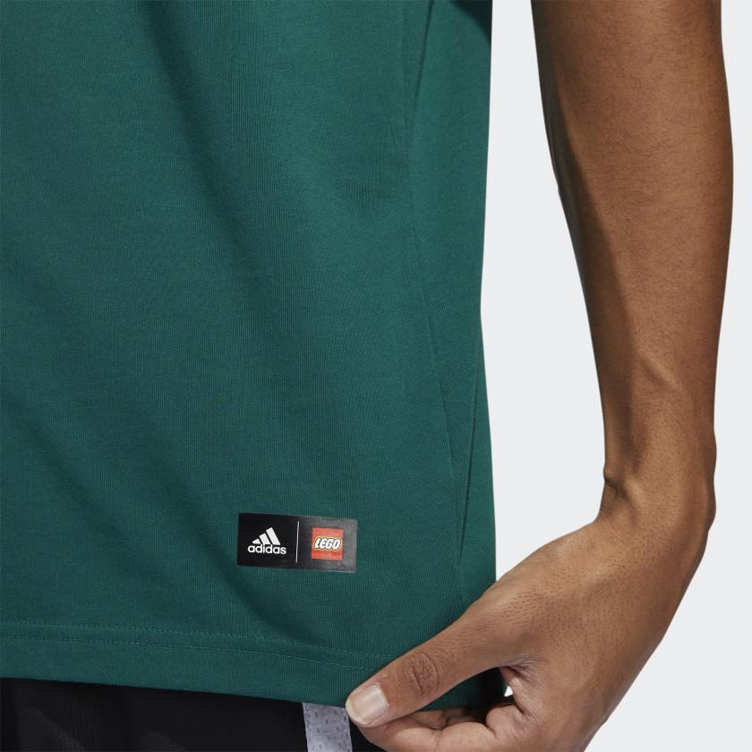 LEGO nba Adidas Donovan Mitchell shirt 6