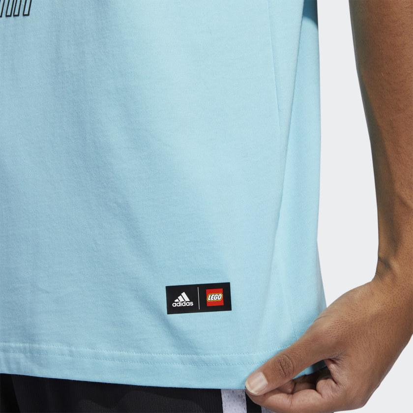 LEGO nba Adidas Trae Young shirt 6