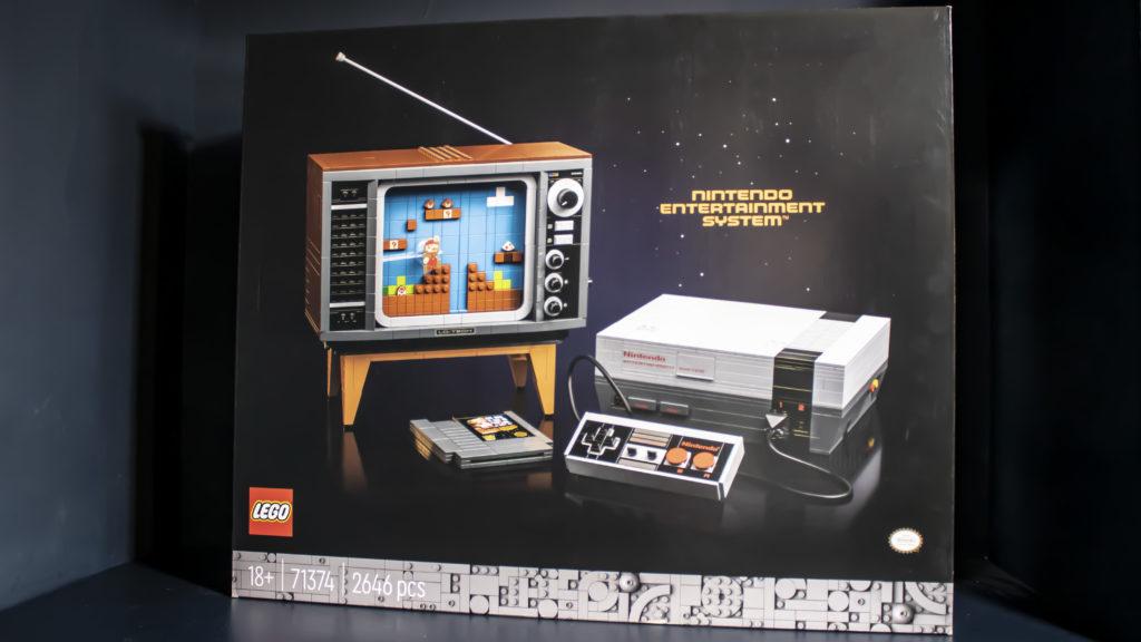 LEGO Nes Box