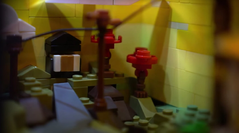 LEGO Ninjago 10th Anniversary Build
