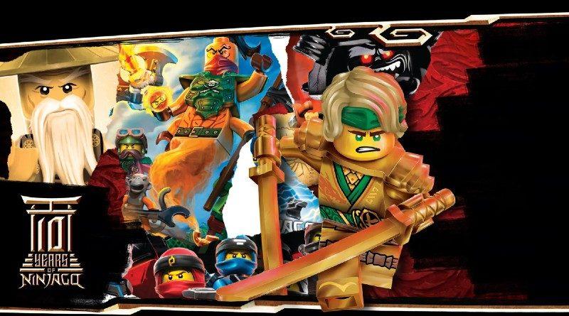 LEGO Ninjago Decade Webpage Featured 800x445