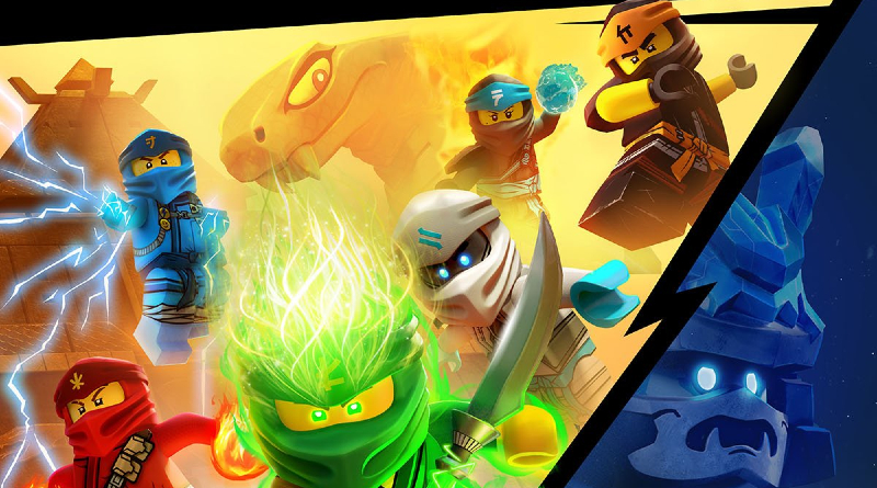 LEGO Ninjago Thought To Theme 2019 Featured