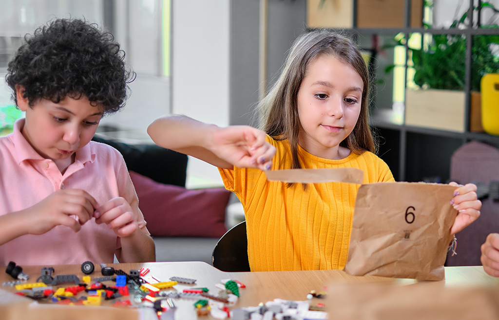 LEGO Paper Bags 2