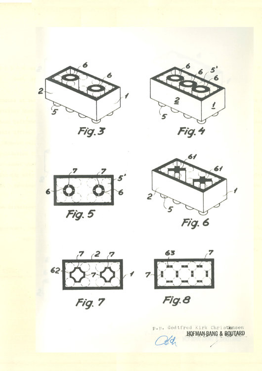 LEGO Patent 2