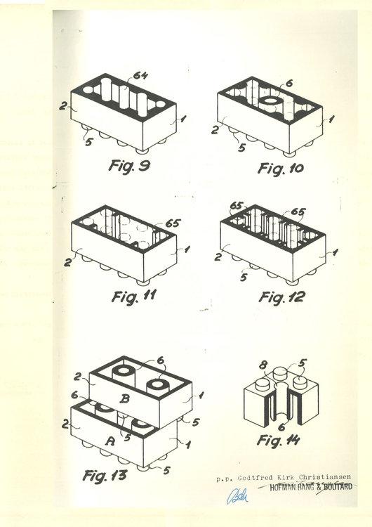 LEGO Patent 3