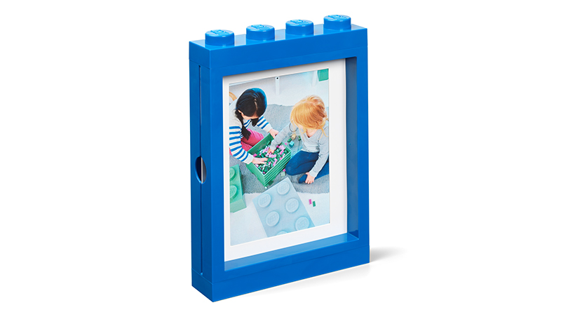 LEGO Picture Frame Featured