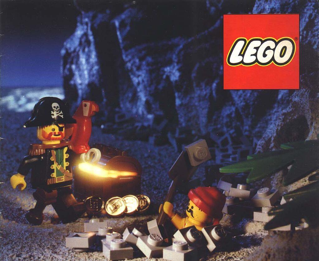 LEGO pirates catalogue