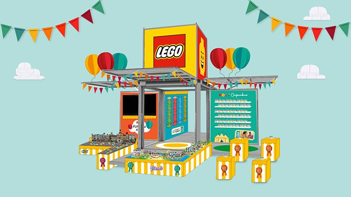 LEGO pop and play tour UK 1