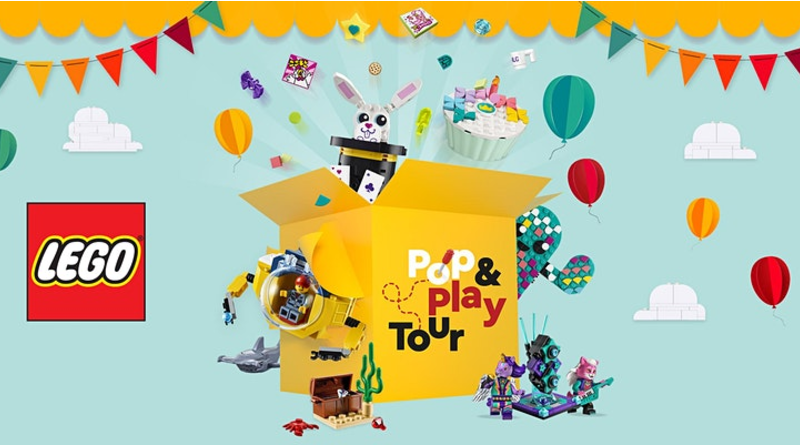 LEGO Pop And Play Tour UK Featured
