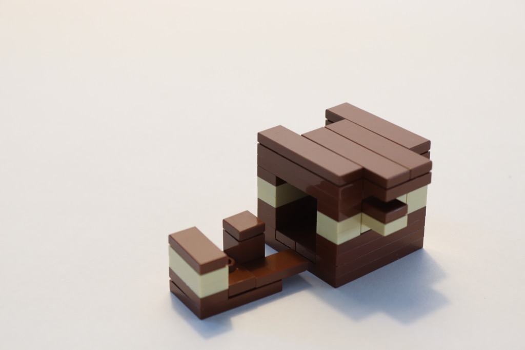 LEGO Puzzle Boxes B 16