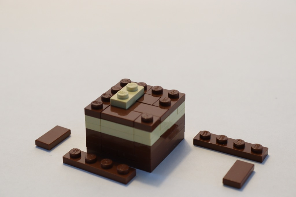 LEGO Puzzle Boxes B 4