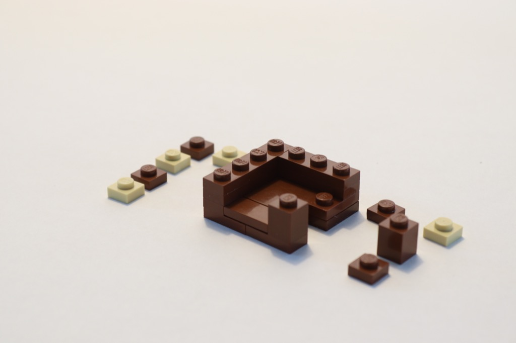 LEGO Puzzle Boxes C 13