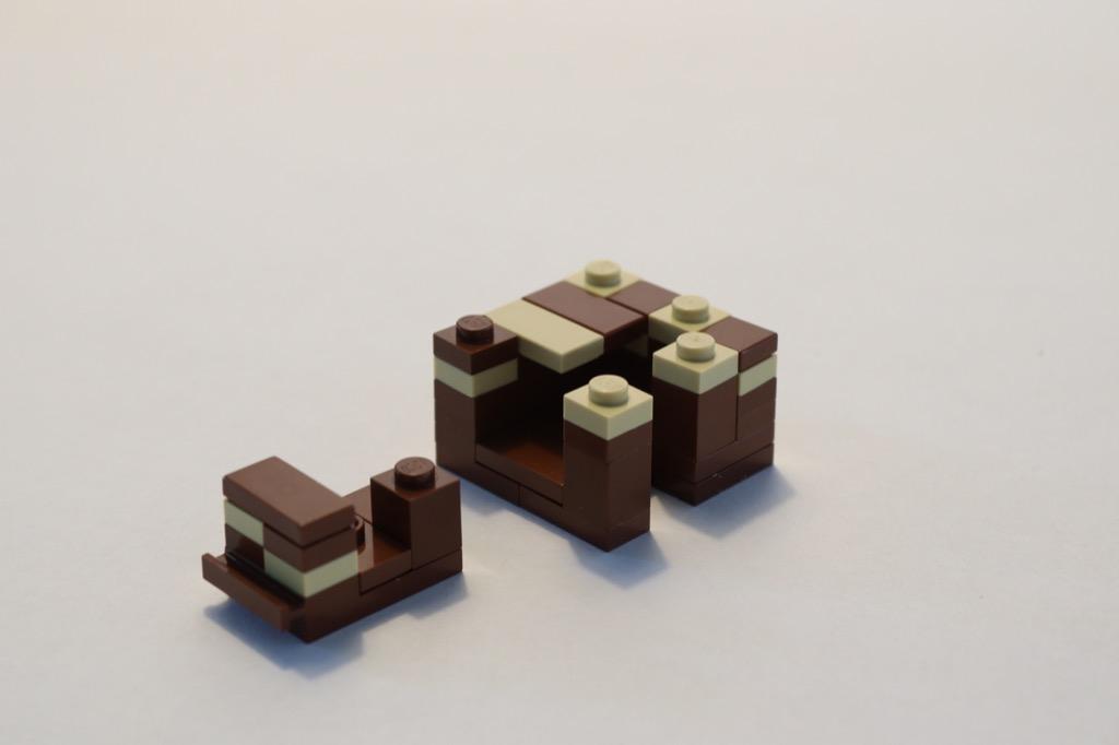 LEGO Puzzle Boxes C 15