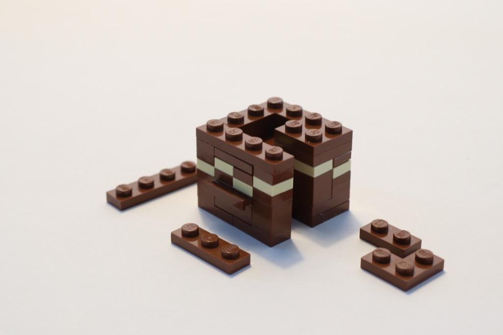 LEGO Puzzle Boxes C 18