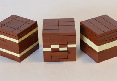 How to build a LEGO puzzle box