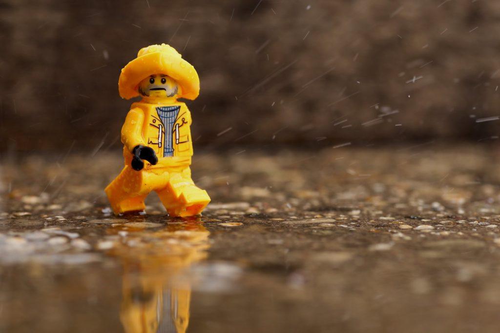 LEGO Rainy