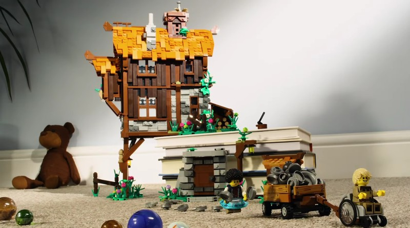 LEGO Rebuild The World Hansel And Gretel Featured