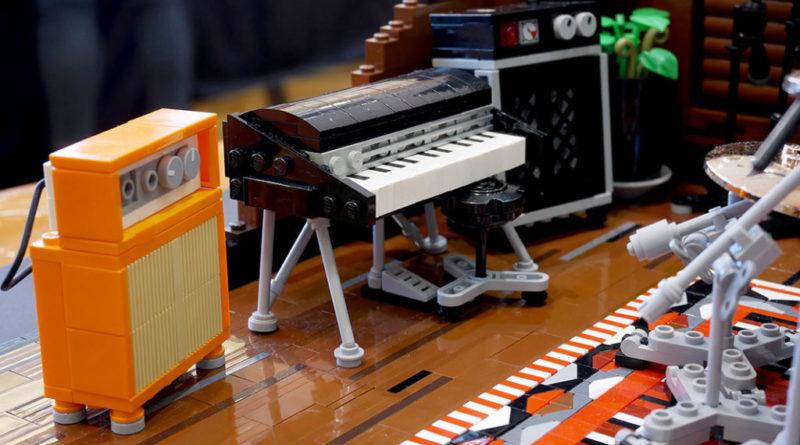 LEGO Recording Studio 800x445
