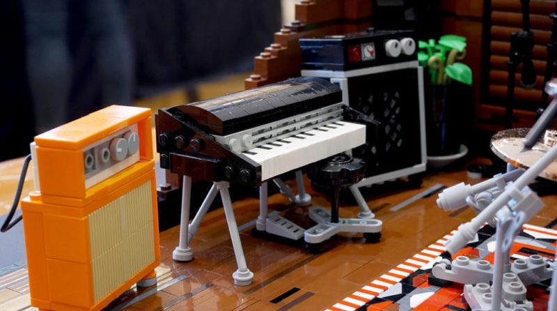 LEGO Recording Studio E1604992272528