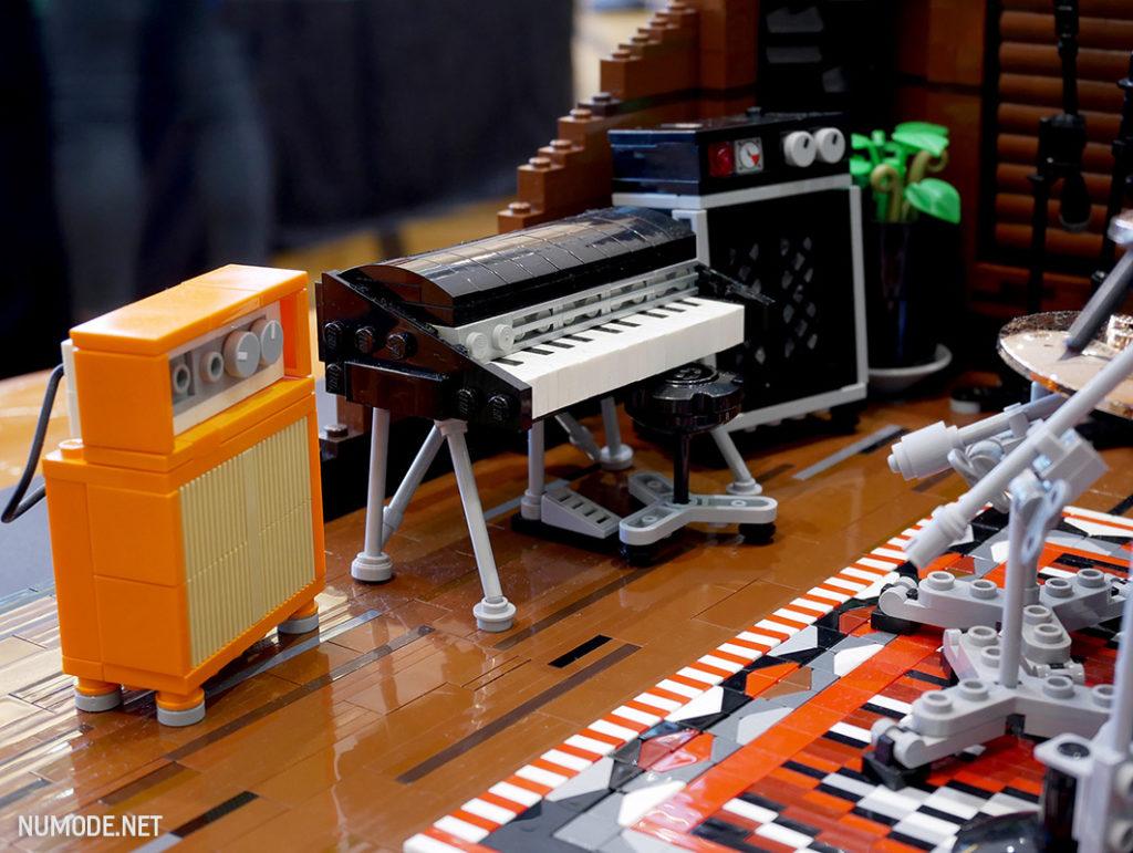 LEGO Recording Studio