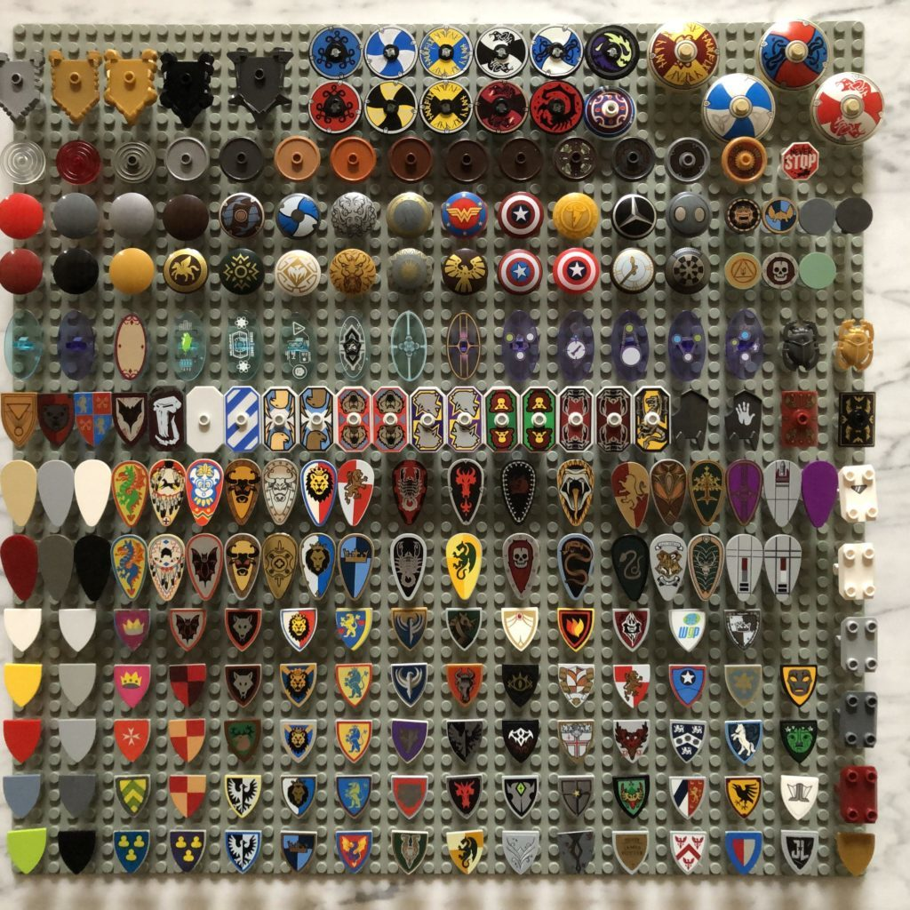 LEGO Shield Collection 1024x1024