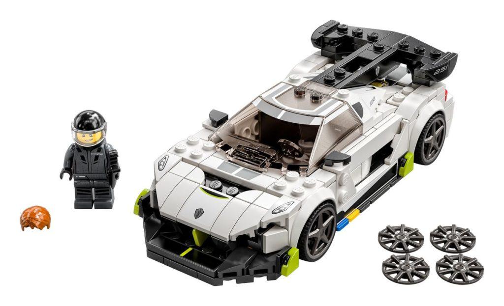 LEGO speed Champions 76900 2