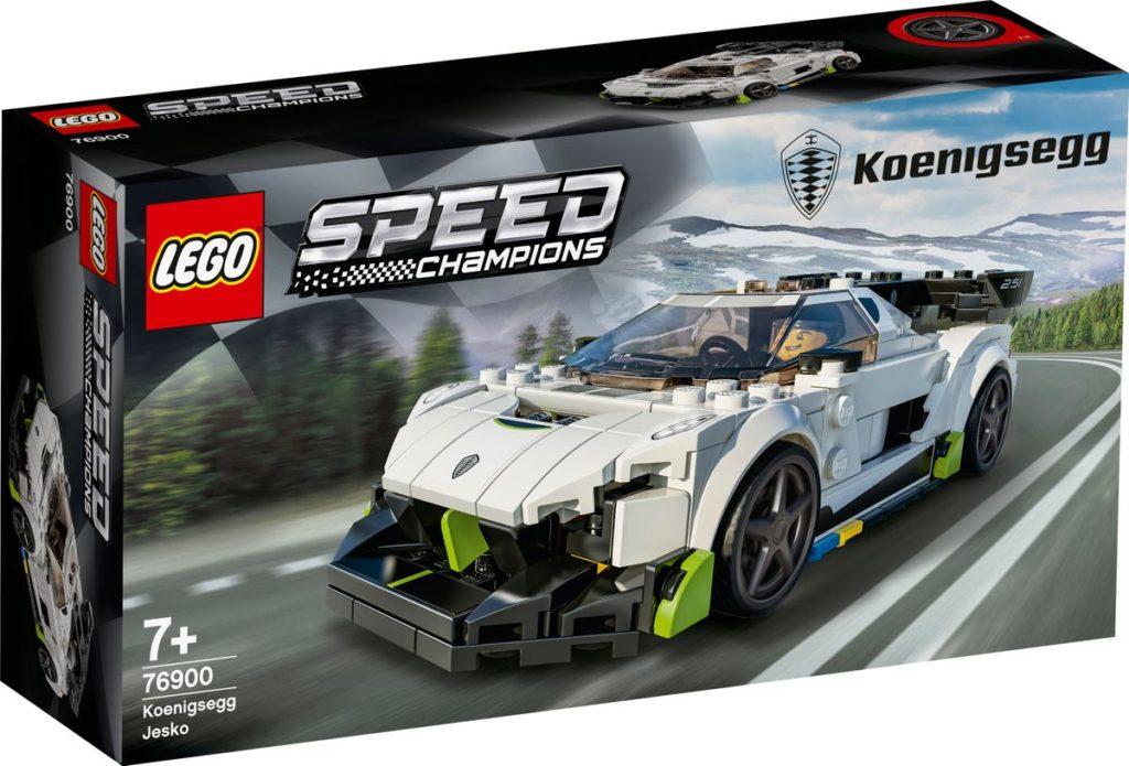 LEGO speed Champions 76900 3