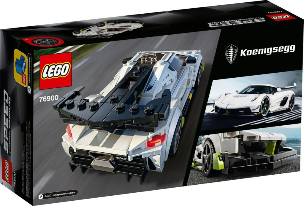 LEGO speed Champions 76900 4