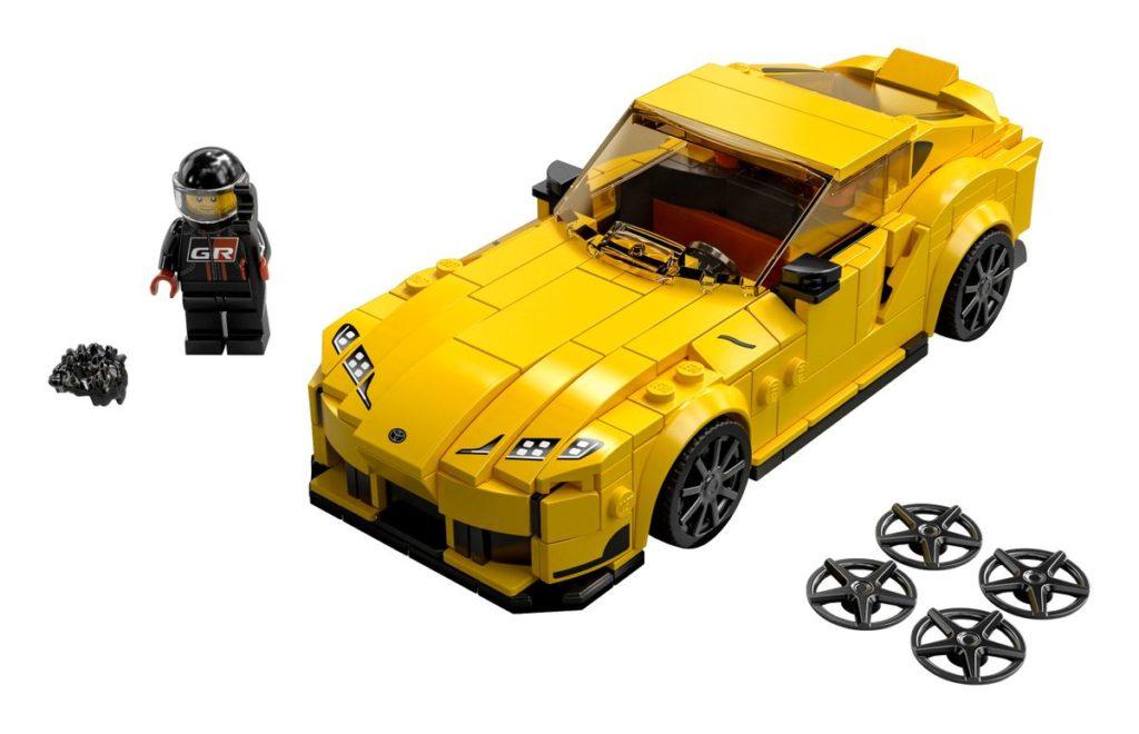LEGO speed Champions 76901 2